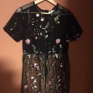 Metisu Floral Dress New With Tags (M)